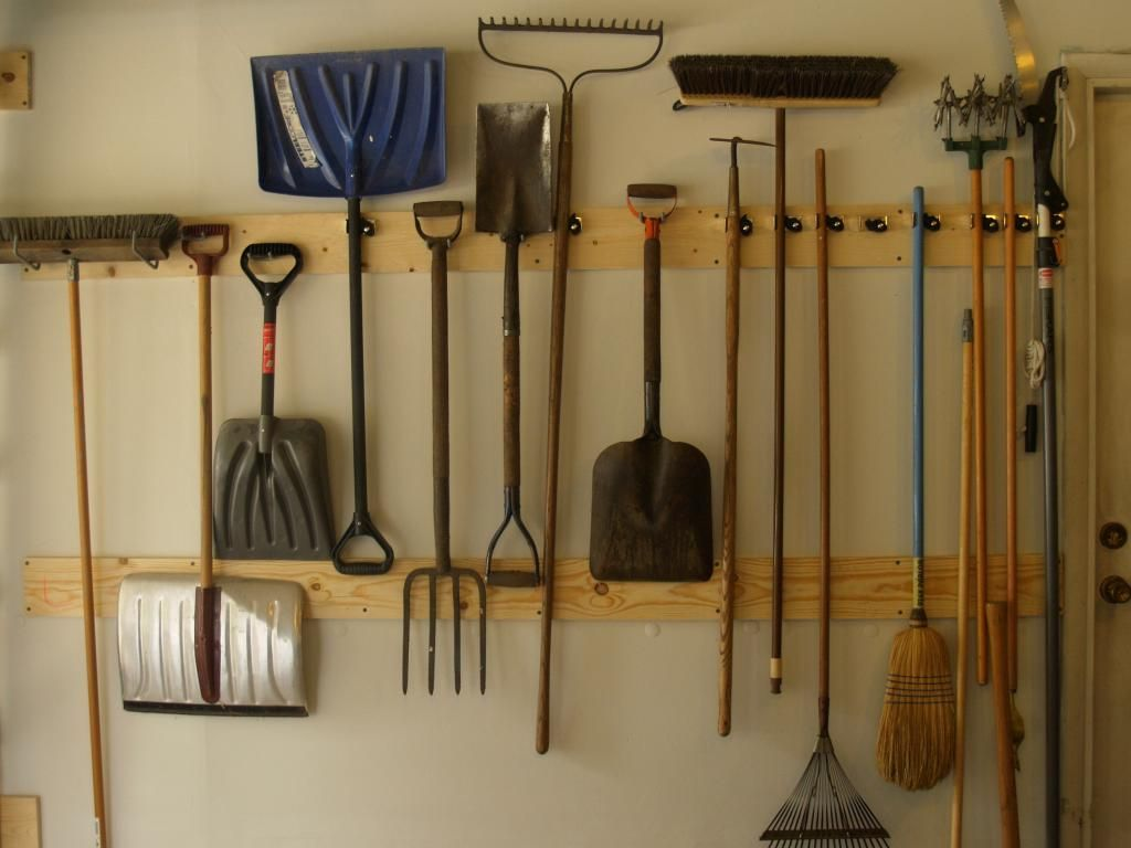 artwork of make your pantry looks clean with simple well organized broom closet - Broom Holder