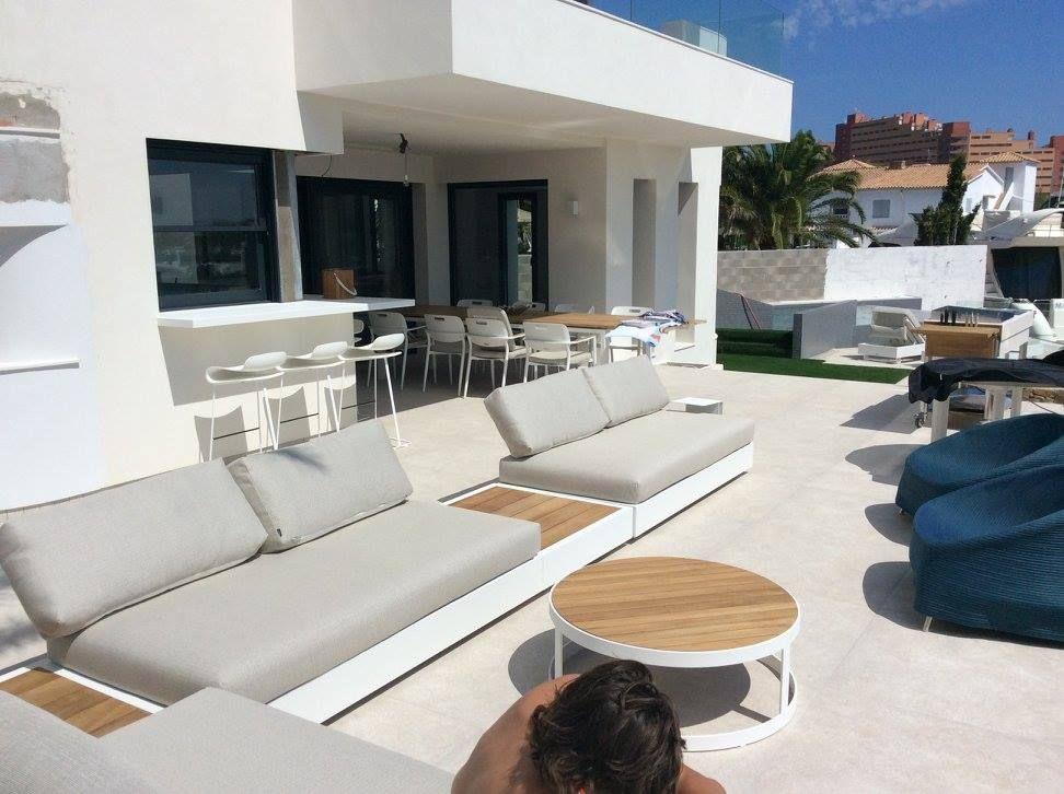 Keramikplatten Terrasse mirage ceramics outdoor terrace mashup dalles en céramique terrasse