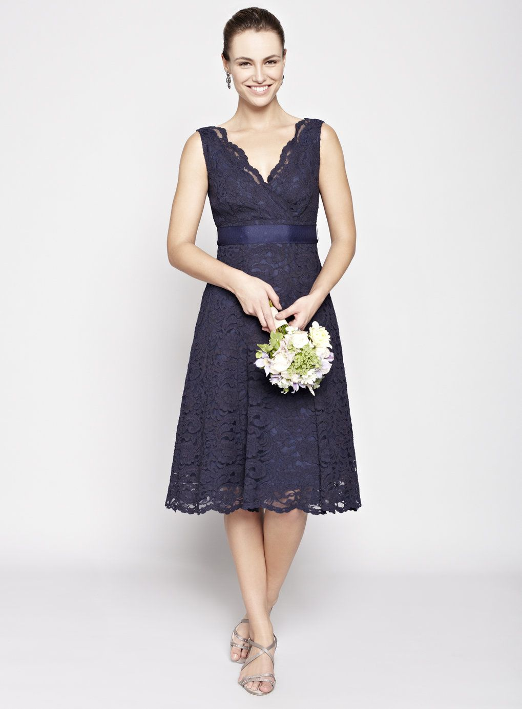 Plus size beach wedding guest dresses  bridesmaid dress navy lace short  Google Search  wedding and