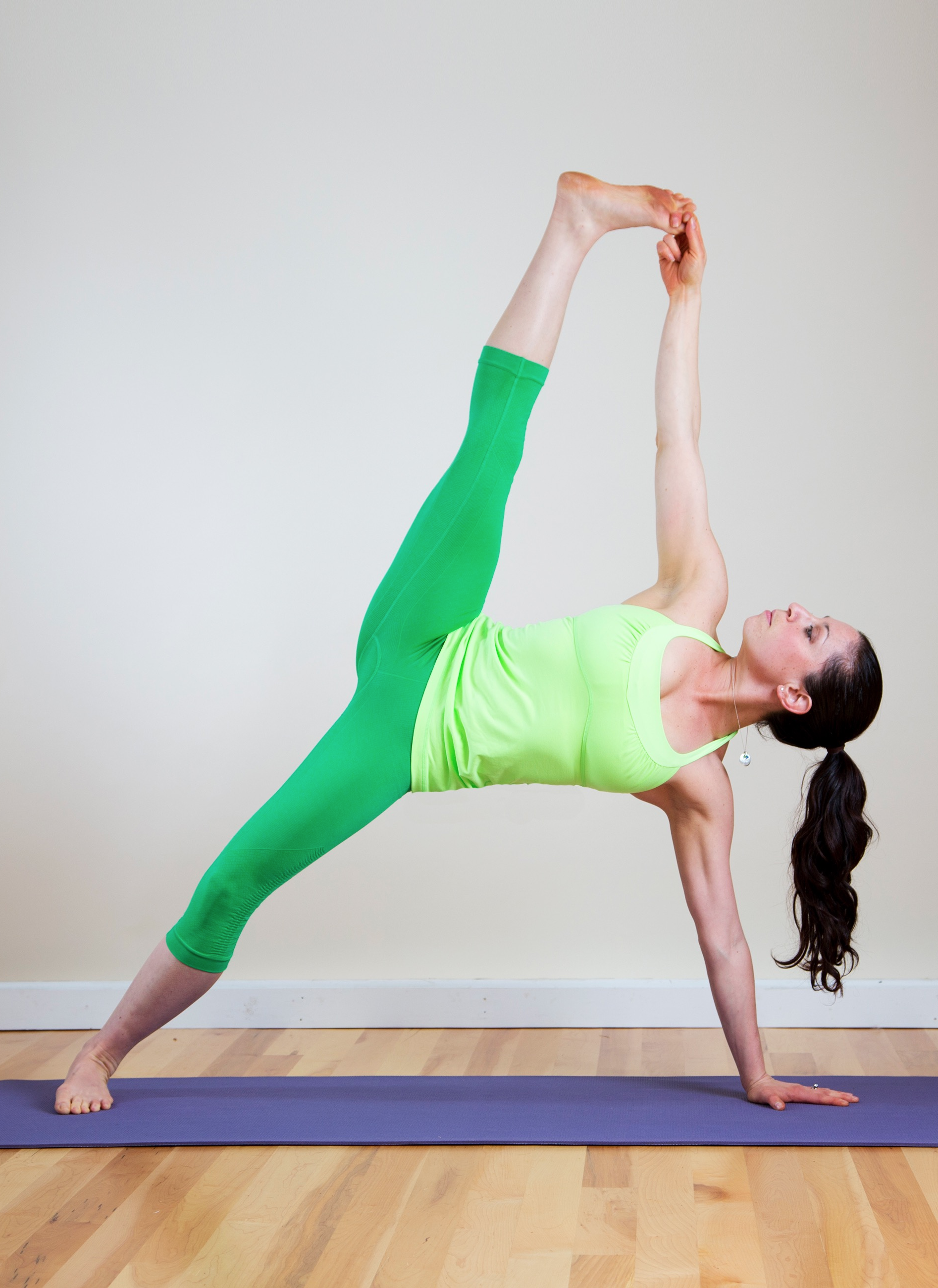 AnEffective Yoga Sequence That Can Sculpt Your Body and Clear Your Mind