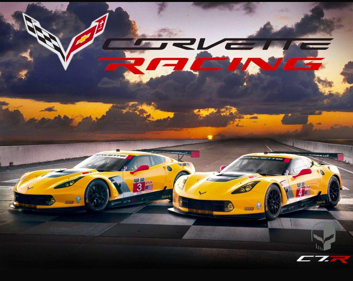 Corvette Racing Daytona 2016 Rolex 24 Hours at Daytona Jan