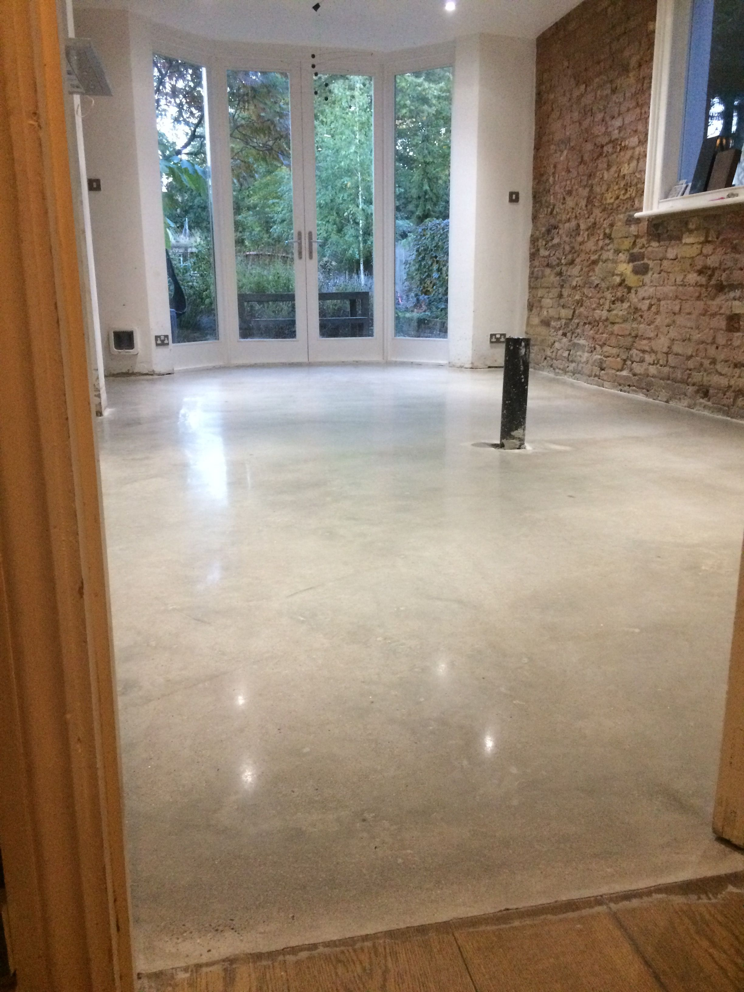 Pin By Concrete Polishers Of London On Concrete Floor Polishing Polish Floor Concrete Floors Polished Concrete