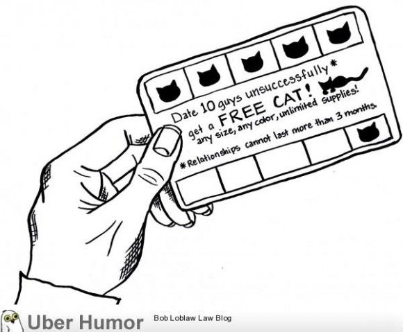 A Punch Card.
