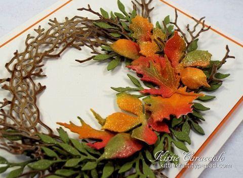 Fall Twiggy Wreath | KittieKraft | Bloglovin'