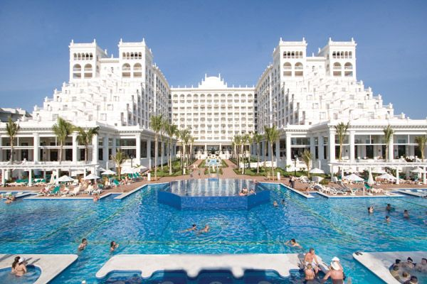 Riu Palace Puerto Vallarta Been Here A Couple Times