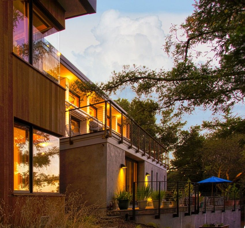 Jones Residence by Kaplan Architects 19