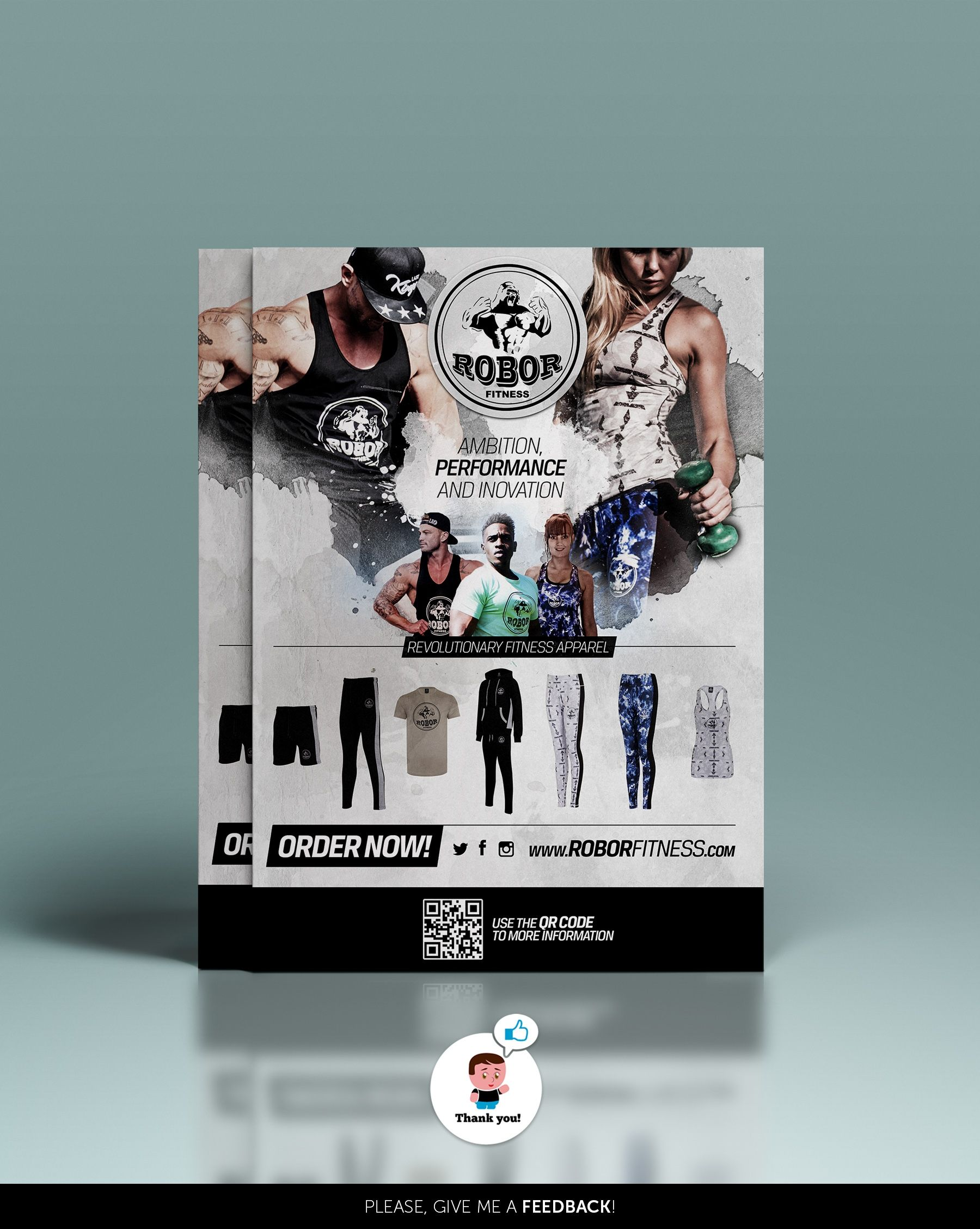 Design #12 by R-Desing | Create flyer for newly launched