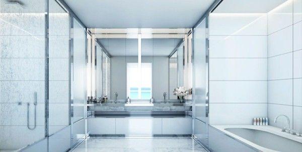 Badezimmergestaltung In Weiß: Tipps Für Den Maximalen Komfort | Badezimmer  Ideen U2013 Fliesen, Leuchten, Möbel Und Dekoration | Pinterest ...