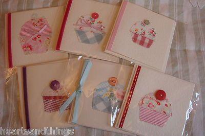 Handmade Birthday Cards Cath Kidston Inspired Susie Watson Laura Ashley Fabrics