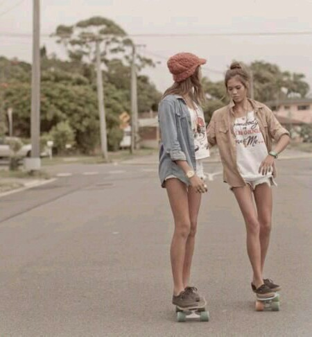 Friends :) teens - amigas #inspiration, perfect moments
