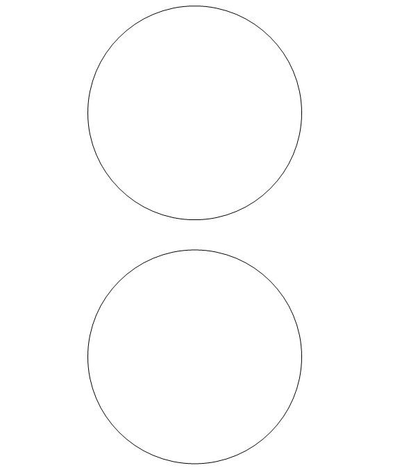 1 Inch Circle Label Template Best Of 1 6 Inch Printable