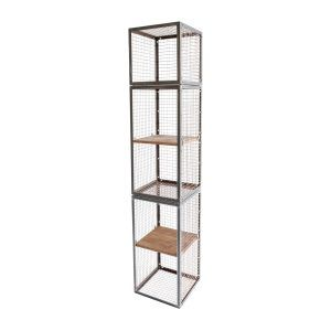 Tall Narrow Metal Shelving Metal Shelving Units Metal Shelves