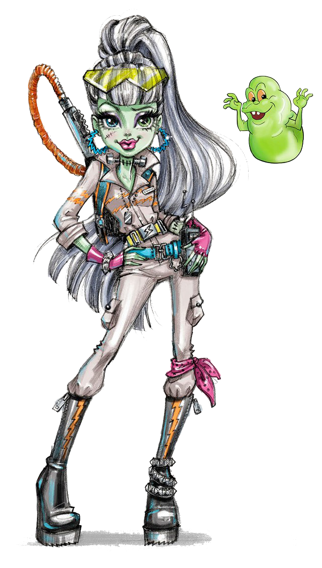 Frankie stein | ever after high + monster high | Monster high ...