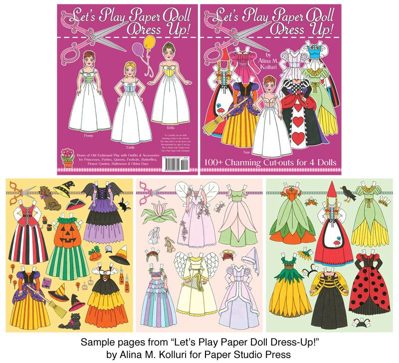 Let\u0027s Play Paper Doll Dress Up! - Click Image to Close Art Paper