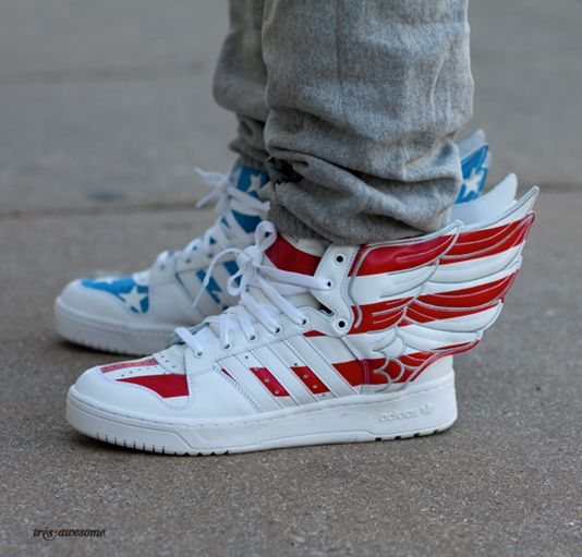 adidas jeremy scott wings america
