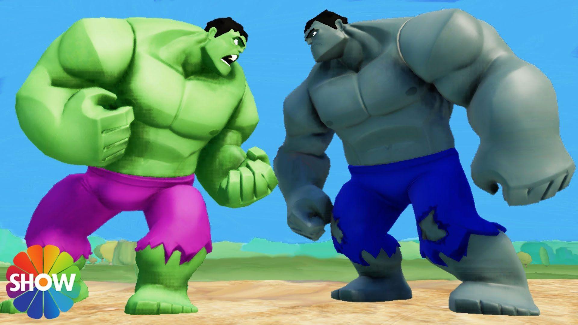 Uncategorized Hulk Videos For Kids spiderman hulk mcqueen funny disney video kids songs songs