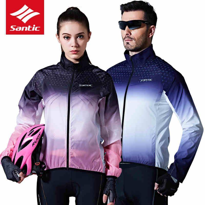 d88963ae4 Santic Cycling Jersey Men Women 2017 City Road Bike Jersey UPF30+ Long  Sleeve Bicycle Skinsuit Running