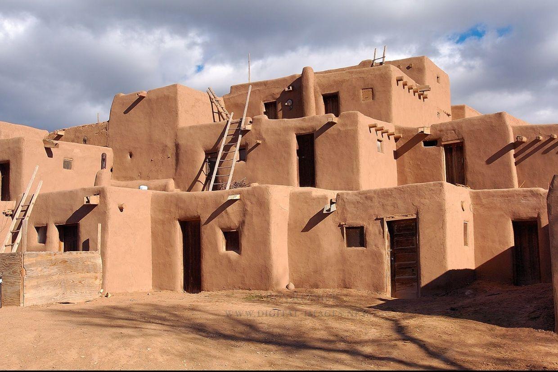 Pueblo Indians Thinglink Taos Pueblo Pueblo Pueblo Indians