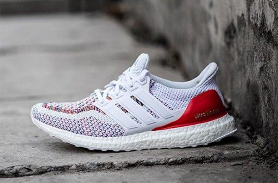 Take A Look At This Unreleased Multicolor adidas Ultra Boost