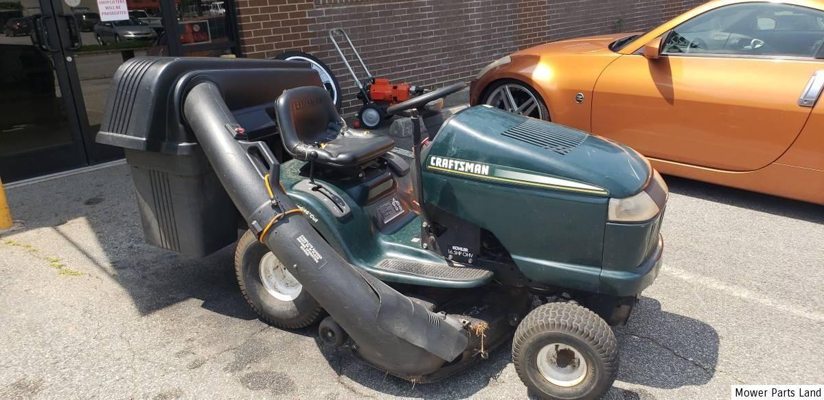 Replaces Craftsman Lawn Mower 917 272011 Carburetor Mower Parts Land Craftsman Riding Lawn Mower Craftsman Lawn Mower Parts Riding Lawn Mowers