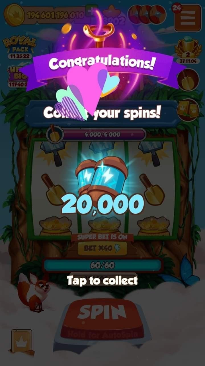 Coin master free spins link today in 2020 coin master