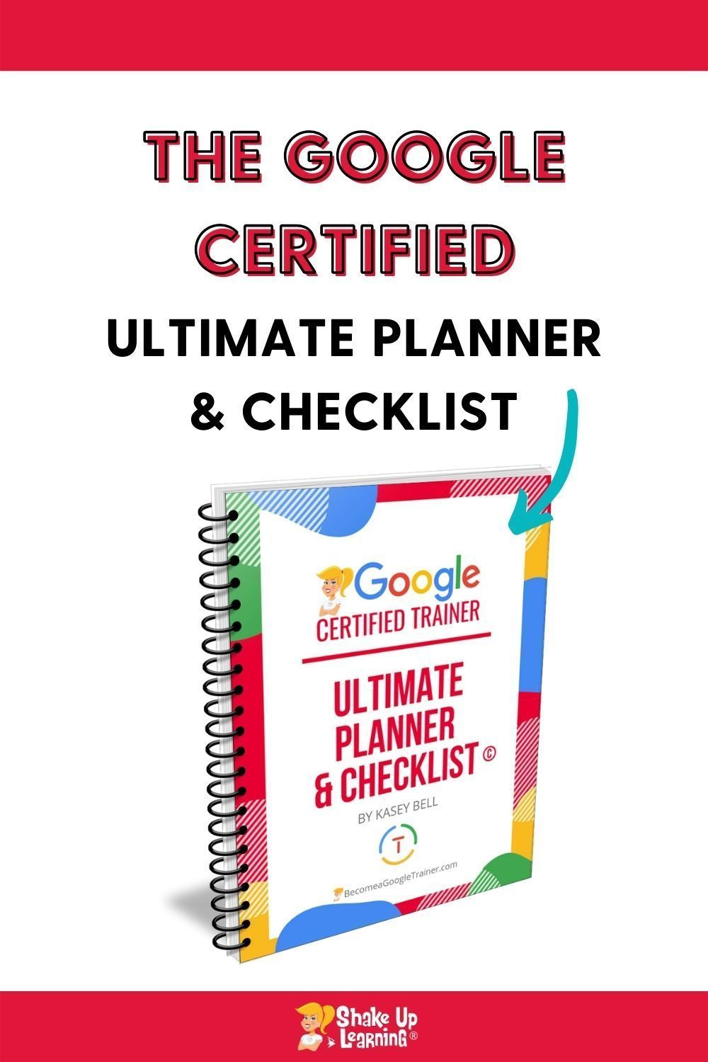 Google Certified Trainer Planner Teacher Help Free Teaching Resources Educational Technology