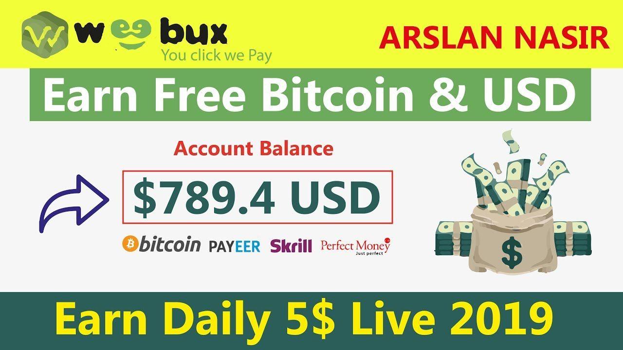 Free bitcoin how to earn money