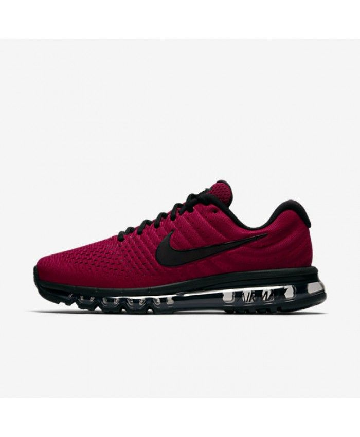 Nike Air Max 2017 Team Red Dark Grey Black 849559-603 | NIKE AIR MAX |  Pinterest | Nike trainers, Air max and Trainer shoes