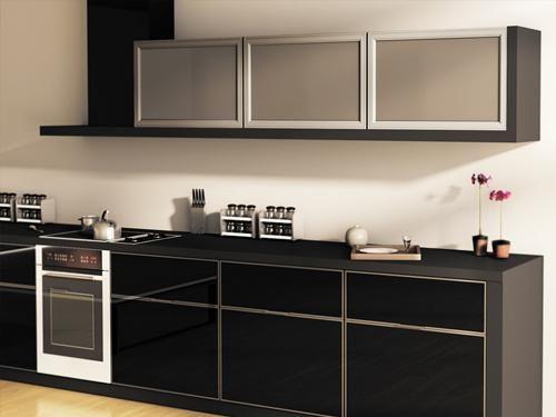 افكار وتصميمات مطابخ المنيوم مودرن بالصور ماجيك بوكس En 2020 Cuisine Aluminium Cuisine