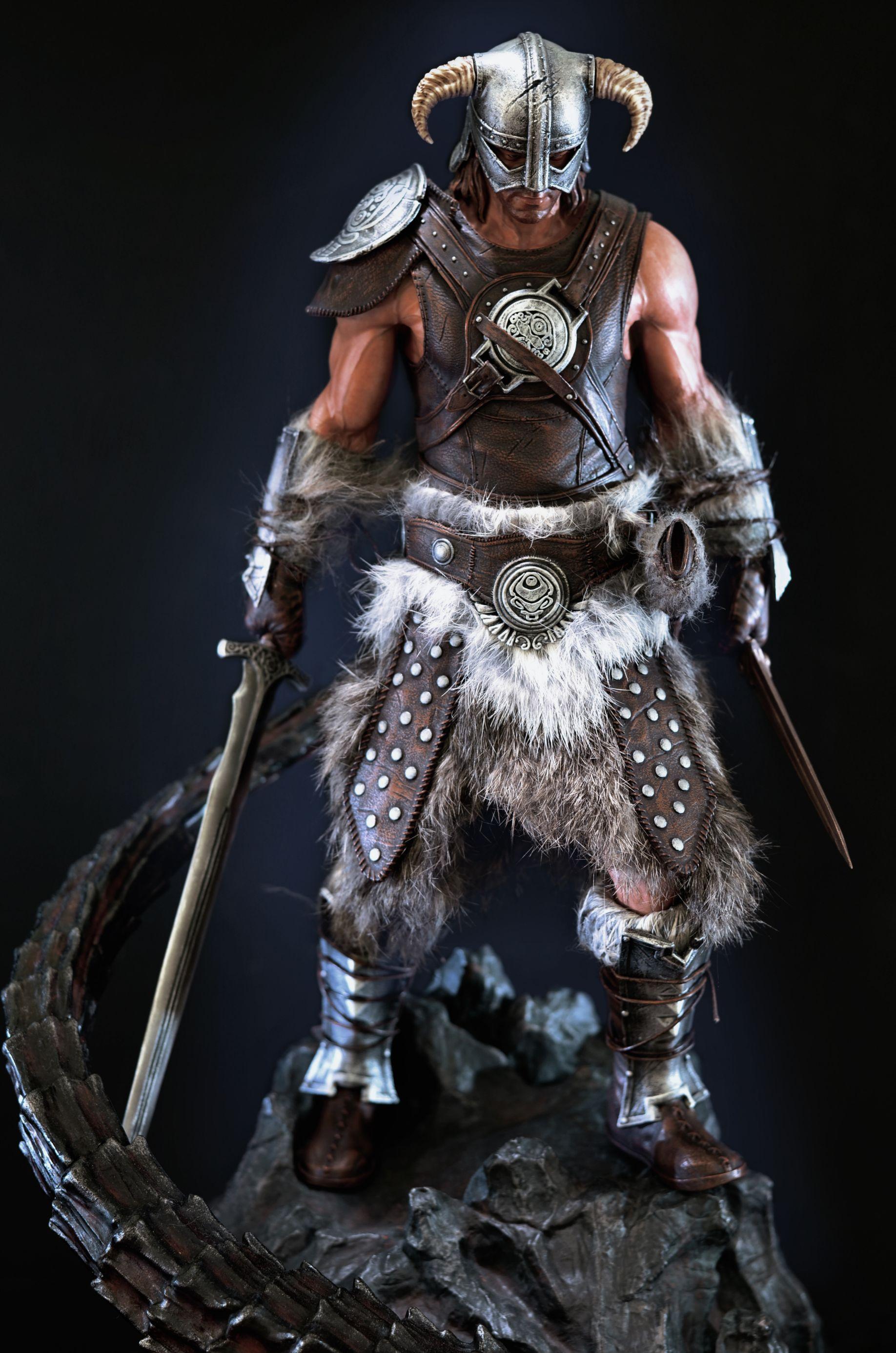 [WIP] [Self] Dragonborn Armor Piece StepByStep cosplay