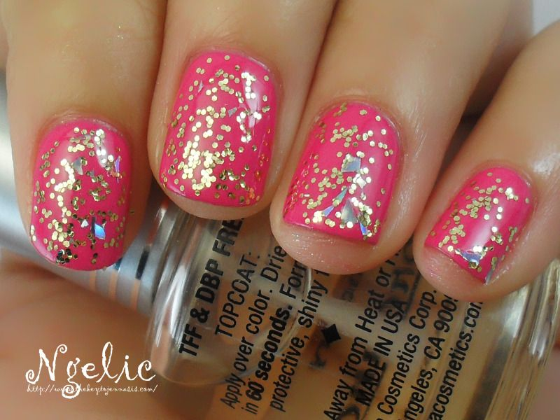 PCFSC: #2; Favourite Spring Pink