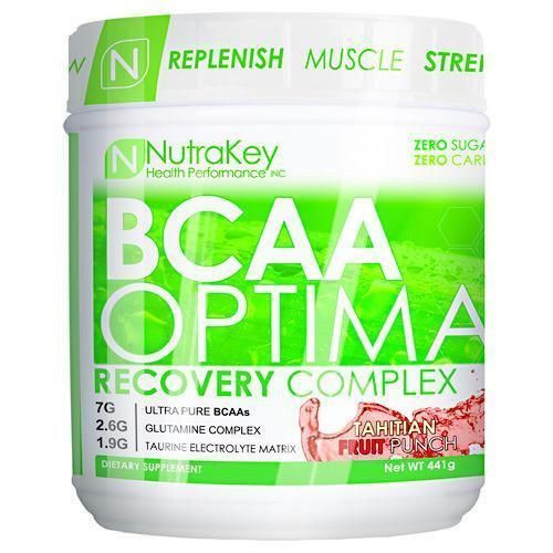 Nutrakey Bcaa Optima Tahitian Fruit Punch