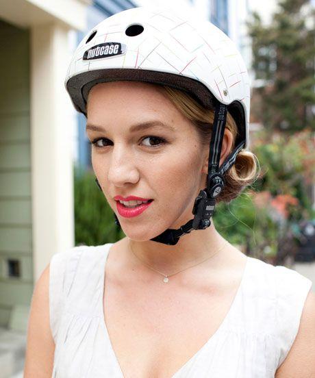 5 Gorgeous Dos For Cycling Chicks Helmet Hair Helmet Hairstyles Hair Styles