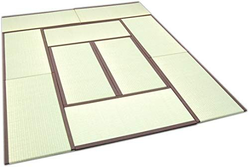 Buy TATAM Tatami Mat Japanese Traditional 1/4 Size (17x34