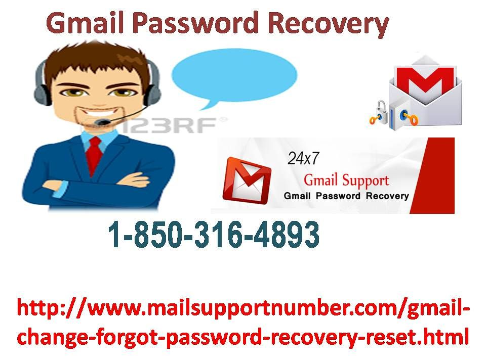 Where will I get Gmail Password Recovery? 18503164893