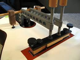 Resultado de imagen de guitar bridge clamps