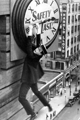 Safety Last! 1923 Movie HD Download Harold lloyd, Silent