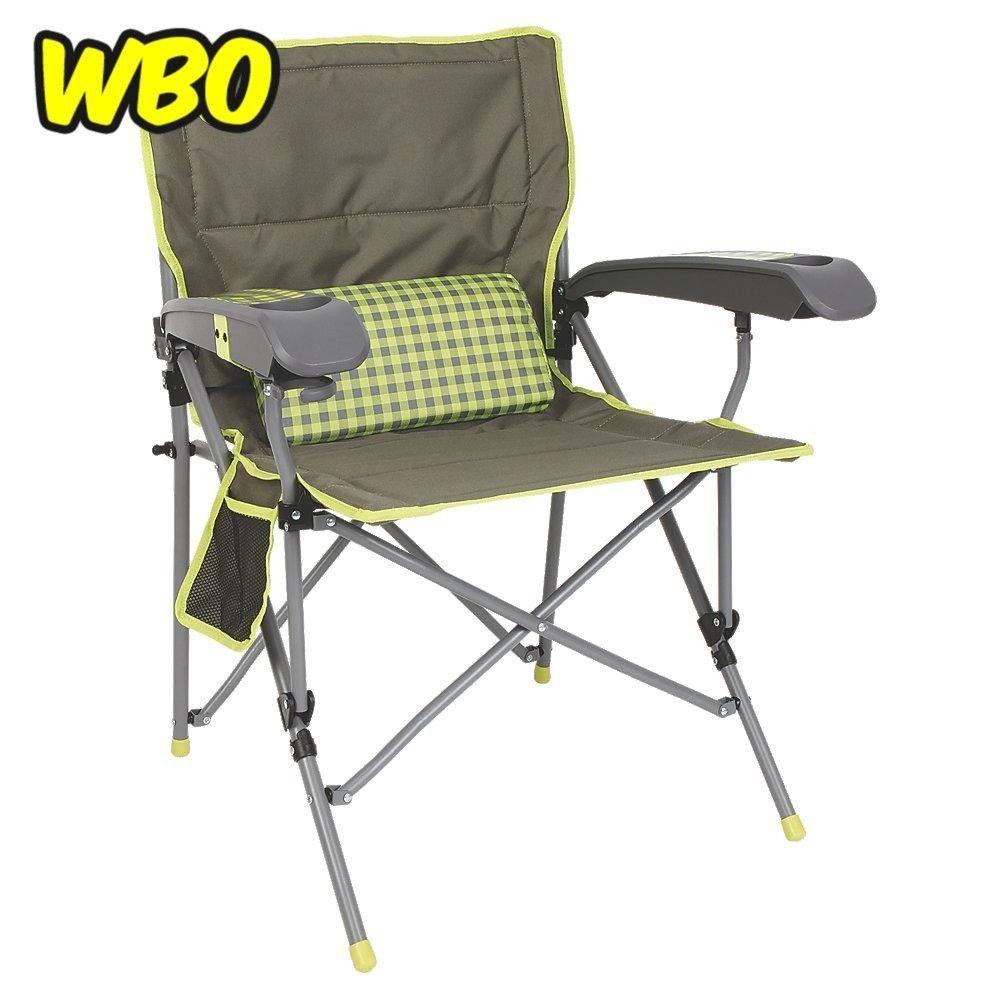 Vertex Ultra Hard Arm Chair Hiking Camping Furniture