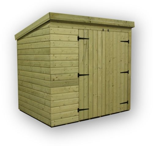 Garden Sheds 9 X 5 garden shed 9x5 pent shed pressure treated tongue and groove