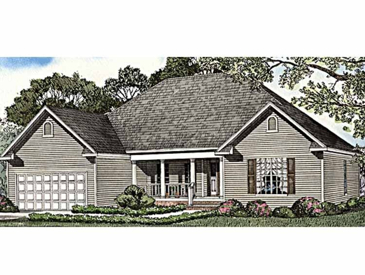 Country House Plan With 1880 Square Feet And 4 Bedrooms From Dream Home  Source | House