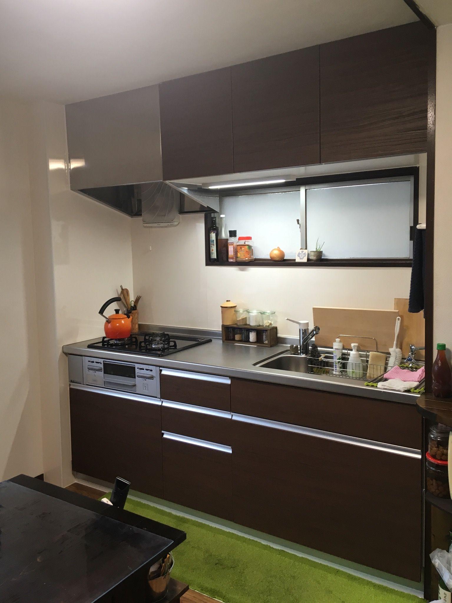 先月ご紹介したキッチン Lixil シエラ キッチン シエラ リフォーム