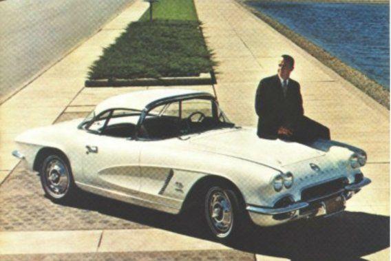 L Ancienne Corvette De Neil Armstrong A Vendre Sur Ebay Chevrolet Corvette C1 Corvette Chevrolet Corvette