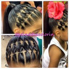 17 Super Cute Hairstyles For Little Girls Lil Miss