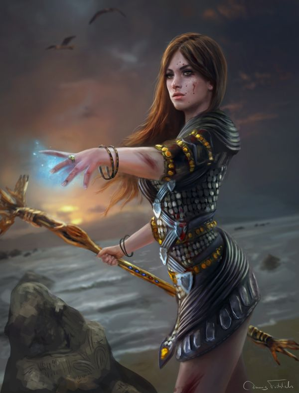 Path of Exile - Witch by Jorsch