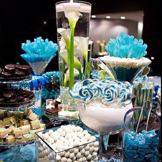 Wedding Candy Buffet Ideas: Sweet Table Ideas...I Love This