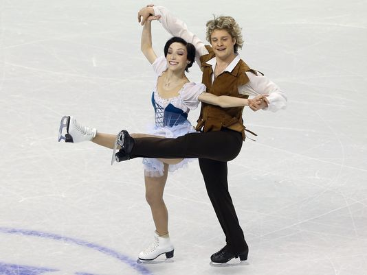 charlie white and meryl davis - Google Search