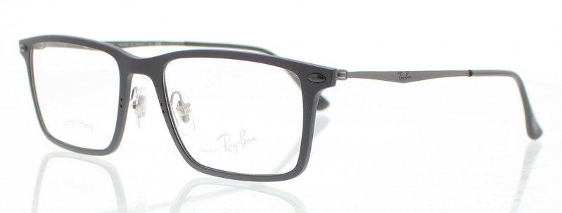 Lunette de vue RAY BAN RX7050 2077 homme - prix 143€ - KelOptic ... 5f4adec59402