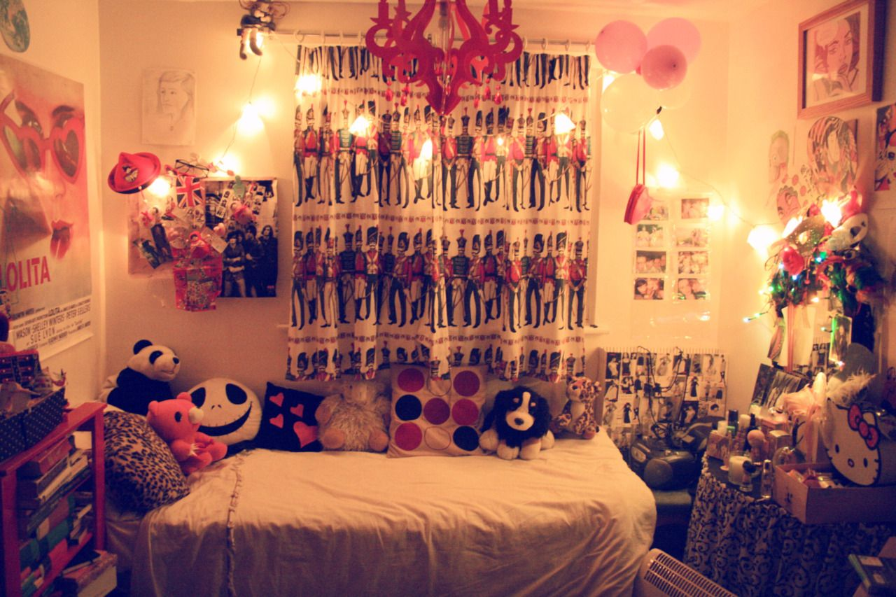 Diy Bedroom Decor · Tumblr Rooms