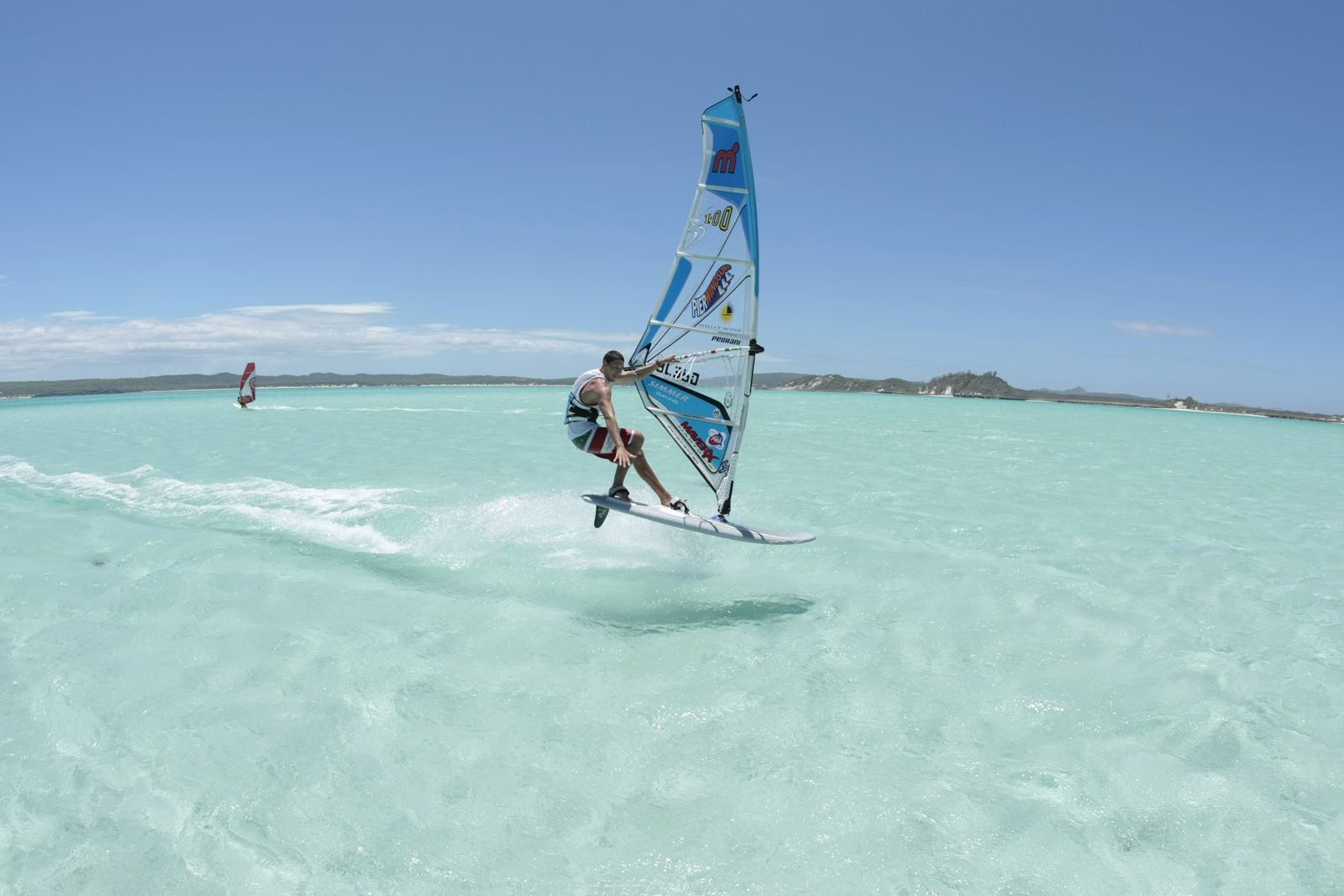 Madagascar Windsurf à Babaomby ! by Wookipa windsurfing