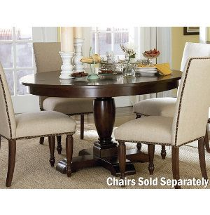 Suttons Bay Pedestal Table